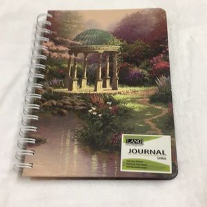 "Journal  200 pages  ""Pools of Serenity """
